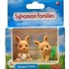 ซิลวาเนียน เบบี้แฝดจิงโจ้นั่ง-คลาน (UK) Sylvanian Families Kangaroo Twin Babies