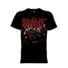เสื้อยืด วง Slipknot แขนสั้น แขนยาว S M L XL XXL [17]