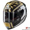 SHARK RACE-R PRO CARBON REPLICA_ZARCO_World_Champ_2016 / Carbon Gold Silver/DQS