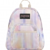 JanSport กระเป๋าเป้ รุ่น Half Pint FX - Sunkissed Pastel Poly Canvas