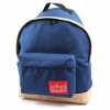Manhattan Portage Big Apple Backpack - Navy - Promotion Online Deal ชิ้นที่ 2
