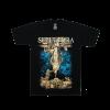 เสื้อยืด วง Sepultura แขนสั้น สกรีนเฉพาะด้านหน้า สั่งได้ทุกขนาด S-XXL [NTS]
