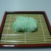 เส้นบะหมี่หยก pandan noodle