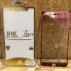 ฟิล์มกระจก Iphone 7 เต็มจอเงา สี Rose Gold