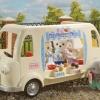 ซิลวาเนียน รถขายไอศรีมสีขาว (EU) Sylvanian Families Ice Cream Van