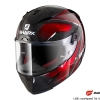 SHARK RACE-R PRO CARBON Deager / Carbon Chrom Red/DUR