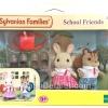 ซิลวาเนียน ชุดคู่หูไปโรงเรียน Sylvanian Families School Friend