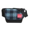 กระเป๋าสะพายข้าง Manhattan รุ่น MP 1605-JR-WLR WOOLRICH - NVY-CHECK (MD)