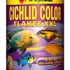 อาหารปลา TROPICAL Cichlid Color Flakes (สูตรเร่งสี)