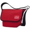 Manhattan Portage Vintage Messenger Bag JR – Red Size MD