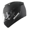 SHARK SPEED-R 2 DUAL BLACK Black