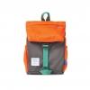 Hellolulu กระเป๋าเด็ก รุ่น LINUS - Olive Brown/Orange