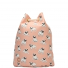 Mi-Pac - Swing Bag - Pugs Peach