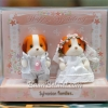 ซิลวาเนียน เบบี้หมาชิฟฟ่อนในชุดแต่งงาน (JP) Sylvanian Families Happy Wedding Set