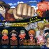 โมเดลวันพีสมีแสงไฟ 6 แบบ (Bandai One Piece 3D Light Mascot)