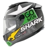 SHARK SPEED-R 2 CARBON REDDING Mat Carbon Green Yellow