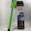 Volume key cable selfie pod (แบบเล็ก) สีเขียว