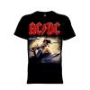 เสื้อยืด วง AC/DC แขนสั้น แขนยาว S M L XL XXL [23]