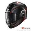 SHARK SPARTAN CARBON SILICIUM Carbon Red Anthracite