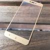ฟิล์มกระจกเต็มจอ Xiaomi Redmi 5A สีทอง