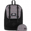 JanSport กระเป๋าเป้ รุ่น Baughman - Disney Minnie White Houndstooth