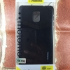 เคส Motomo แบบ TPU แข็ง For Note4 สีดำ