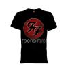 เสื้อยืด วง Foo Fighters แขนสั้น แขนยาว สั่งได้ทุกขนาด S-XXL [Rock Yeah]