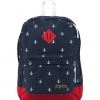 JanSport กระเป๋าเป้ รุ่น Super FX - Navy Mooshine Anchors Away