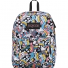 JanSport กระเป๋าเป้ รุ่น Superbreak - Disney Roller Coaster Mickey