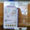 ฟิล์มกระจก Oppo R11 Plus เต็มจอ สีขาว