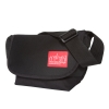 Manhattan Portage Neoprene Messenger Bag (SM) - Black