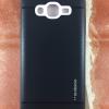 เคส Motomo แบบ TPU นิ่ม For J7(2015) สีดำ