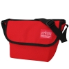 Manhattan Portage Mini NY Messenger Bag - Red Size XXS