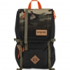 JanSport รุ่น HATCHET - BLACK CAMO FADE