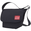 Manhattan Portage Vintage Messenger Bag - Black Size SM