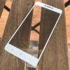 ฟิล์มกระจกเต็มจอ Xiaomi Redmi Note 4 สีขาว