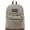 JanSport กระเป๋าเป้ รุ่น Right Pack Expressions - Neutral Peruvian Maze
