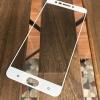 ฟิล์มกระจกเต็มจอ Oppo R9S Pro สีขาว