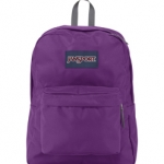 JanSport รุ่น Superbreak - Vivid Purple
