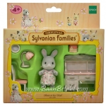 ซิลวาเนียน พี่สาวกระต่ายคอตตอนเทลกับโต๊ะเขียนหนังสือ (EU) Sylvanian Families Sonia at Her Desk