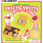 ReMent Sweets Sweets Strong Magnet แม่เหล็ก/แม็กเน็ตติดตู้เย็น