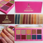 (พรีออเดอร์) jeffree star cosmetics Androgyny Palette