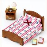 ซิลวาเนียน เตียงคู่ (EU) Sylvanian Families Semi-double Bed