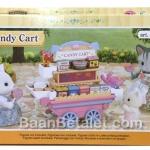 ซิลวาเนียน รถเข็นขายขนม Sylvanian Families Candy Cart