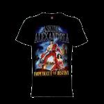 เสื้อยืด วง Asking Alexandria แขนสั้น แขนยาว สั่งได้ทุกขนาด S-XXL [Rock Yeah]