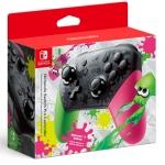 Nintendo Switch Pro Controller (Splatoon 2 Edition)