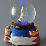 [หมดค่ะ] ลูกแก้วดนตรีมีแสงไฟทิงเกอร์เบลล์ (Tinkerbell Musical Water Globe)