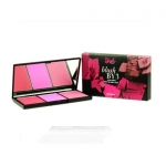 Sleek Makeup Blush by 3 สี Pink Sprint 366 สุดฮิตจากอังกฤษ เม็ดสีแน่น ติดทนนาน