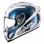 SHARK RACE-R PRO GUINTOLI White Blue Black