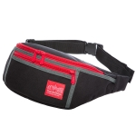 "Manhattan Portage 80'S Alleycat Waist Bag ""LIMITED EDITION"" - Black"